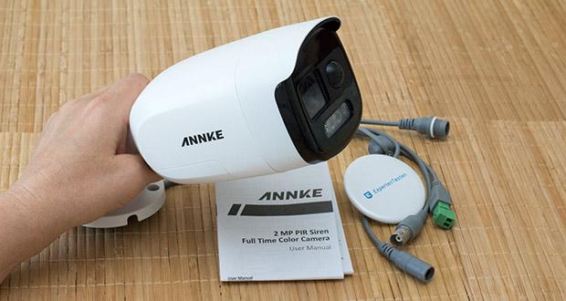 Annke CCTV Überwachungskamera BR200 im Test - bewachen Sie Ihr Zuhause, Ihr Geschäft, Ihren Supermarkt, Ihre Schule, Ihr Juwelier-/Antiquitätengeschäft usw. mit dieser fortschrittlichen TVI HD-Sicherheitskamera