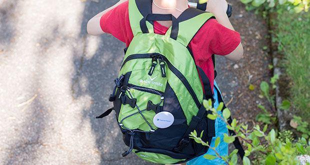 Blackcrevice Kinder Rucksack Explorer im Test - ist der perfekte Begleiter bei allen Abenteuern der Kleinen, egal ob beim Wandern, beim Radfahren oder bei Tagesausflügen
