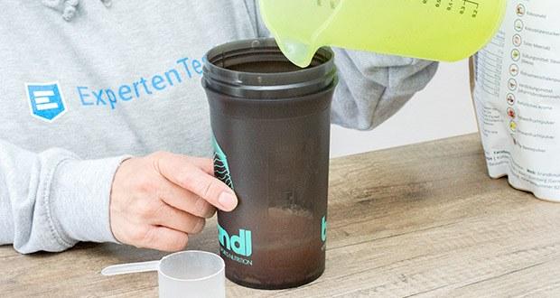 Brandl Pure Protein im Test - hast du bei Brandl immer einen Shake, der auf den neuesten wissenschaftlichen Erkenntnissen beruht