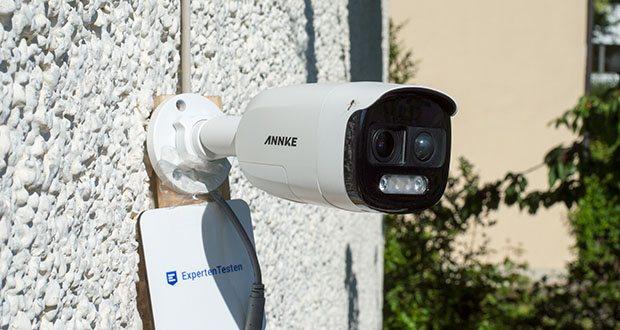 Annke CCTV Überwachungskamera BR200 im Test - Videoauflösung: 1920 x 1080
