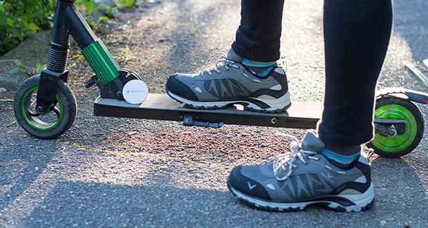 Blackcrevice Damen Low-Cut Wanderschuhe im Test - der Allrounder eignet sich somit nicht nur für Wanderungen oder Nordic Walking, sondern liefert auch im Alltag eine sportliche Performance