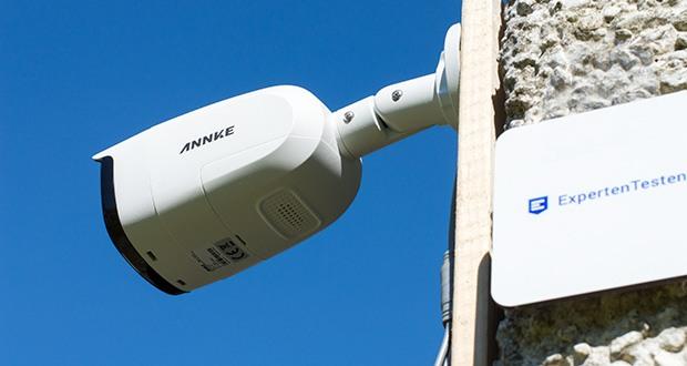 Annke CCTV Überwachungskamera BR200 im Test - 1080p Vollfarbbilder Tag & Nacht