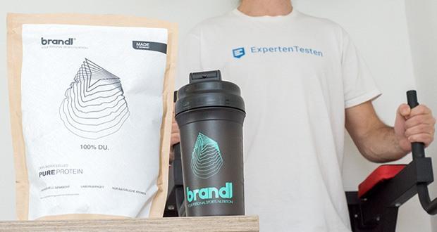 Brandl Pure Protein im Test - 100% individuell für Dich!
