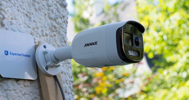 Annke CCTV Überwachungskamera BR200 im Test - IP67 Wetterfest