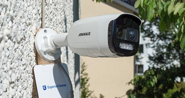 Annke CCTV Überwachungskamera BR200 im Test - Nachtsicht Reichweite: bis zu 40 m