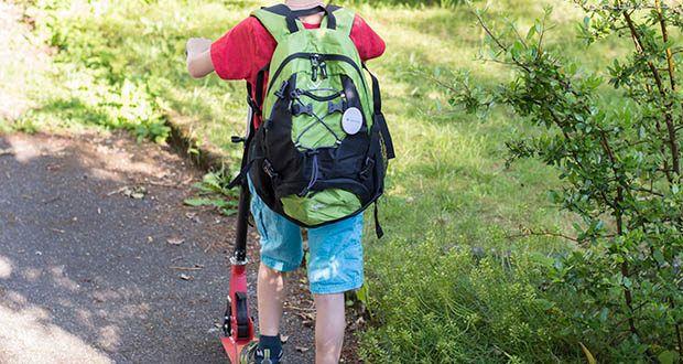 Blackcrevice Kinder Rucksack Explorer im Test - der EXPLORER 15 ist der neue Kinder Outdoorrucksack von BLACK CREVICE