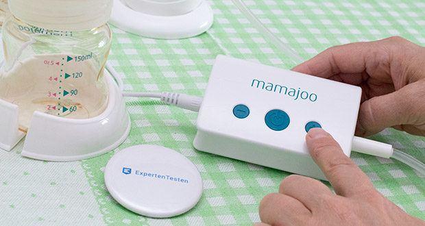 Mamajoo Elektronische Milchpumpe im Test - wenn man bevorzugt die Milch leise, schnell, bequem und ohne Komplikationen abzusaugen, ist die mamajoo elektrische Milchpumpe bestens geeignet