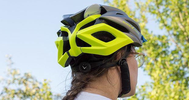 Blackcrevice Fahrrad- & Mountainbike Helm im Test - für den Rundum-Kopfschutz ist der MTB- & Fahrradhelm von BLACK CREVICE der richtige Begleiter