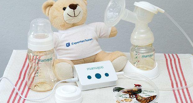Mamajoo Elektronische Milchpumpe im Test - ist Ihre ideale kompakte Lösung