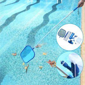 Welches Pool Reinigungsset reinigt ohne Chlor im Test?