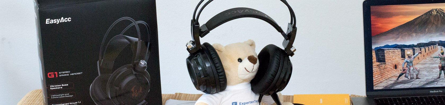 Headsets im Test auf ExpertenTesten.de