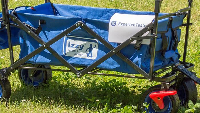 Bollerwagen faltbar im Test auf ExpertenTesten.de