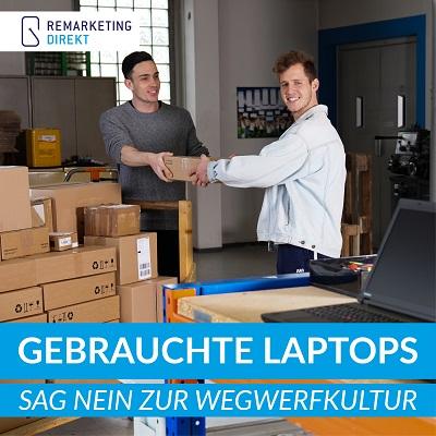 Das Interview über die Laptops vom Remarketing Direkt Onlineshop