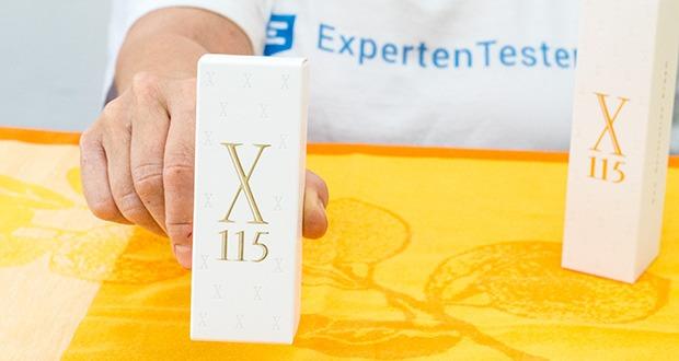 X115 Anti Aging Creme für Frauen im Test - Anti Aging Pflege + Feuchtigkeit