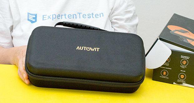 Autowit SuperCap 2 Starthilfe im Test - ist kompakt, leicht zu bedienen und 100% zuverlässig