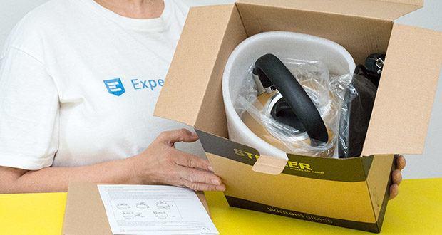 STEPLER Retro-Design Wasserkocher im Test - 1,7 Liter Fassungsvermögen