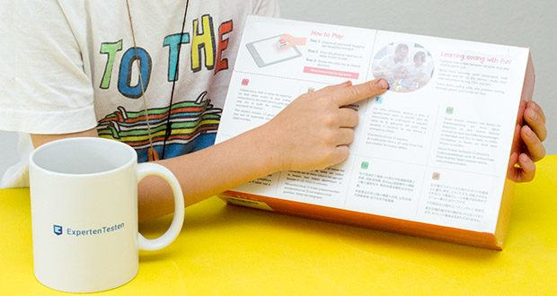 Tangiplay Coding Spielzeug im Test - interaktiv und professionell für Alter 4-12+ Kinder