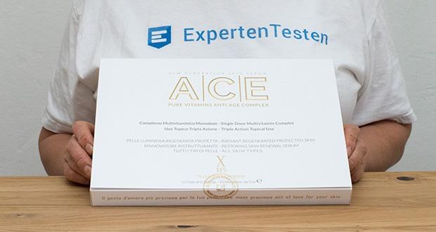 X115 ACE Anti-Age Vitamin Serum im Test - reine Vitamine Anti-Aging-Komplex
