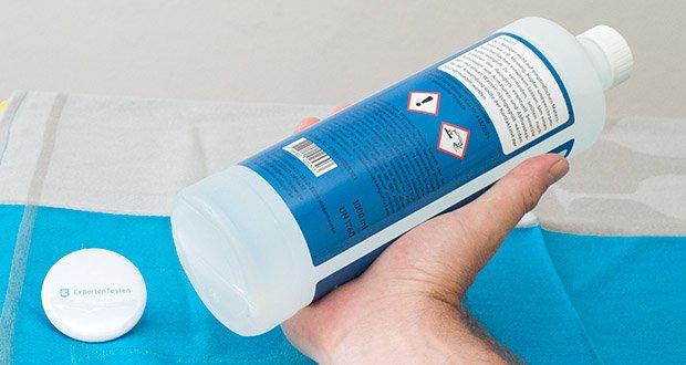 ECO-Clean by LcM Abflussreiniger 1000 ml im Test - frei von Farbstoffen und ohne Chlor