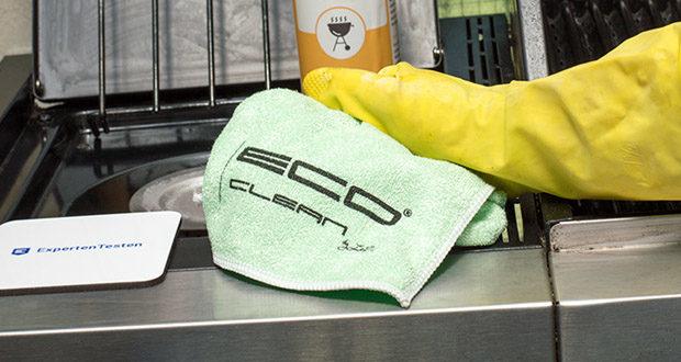 ECO-Clean by LcM Mikrofasertuch im Test - für alle Oberflächen