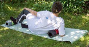 Heavenly Yogamatte Gymnastikmatte im Test - für Zuhause, Outdoor oder im Sportstudio