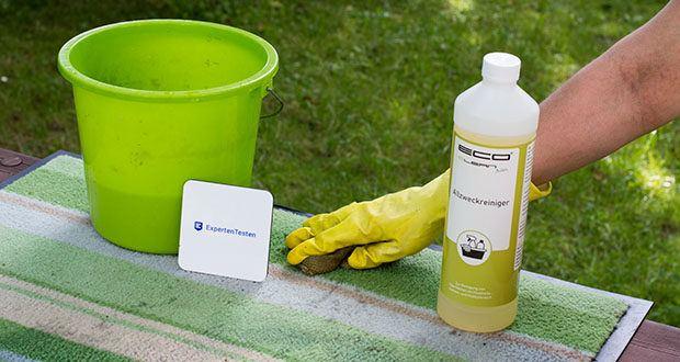 ECO-Clean by LcM Allzweckreiniger 1000 ml im Test - zur Reinigung von Oberflächen im Haushalts-, Garten- und Hobbybereich
