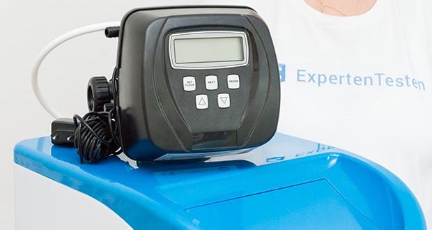 LFS CLEANTEC Wasserenthärter IWKC 1000 im Test - mit Premium-Steuerkopf
