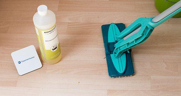 ECO-Clean by LcM Allzweckreiniger 1000 ml im Test - aufgrund der verwendeten leicht biologisch abbaubaren Tenside ist besonders schonen für die Umwelt