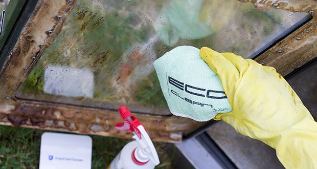ECO-Clean by LcM Mikrofasertuch im Test - multi Anwendung