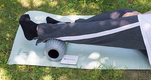 Heavenly Yogamatte Gymnastikmatte im Test - aus nachhaltigem TPE hergestellt und sind frei von PVC und Latex