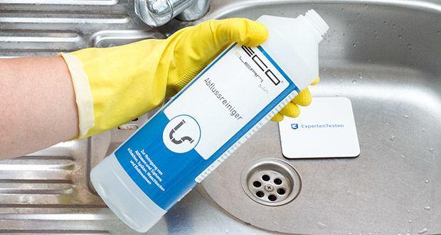 ECO-Clean by LcM Abflussreiniger 1000 ml im Test - effektiv & ökonomisch
