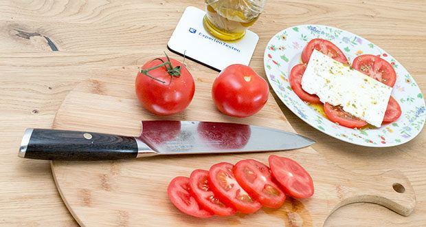 küchenspecht Kochmesser aus Damast Stahl im Test - ein Highlight für Hobby- und Profiköche