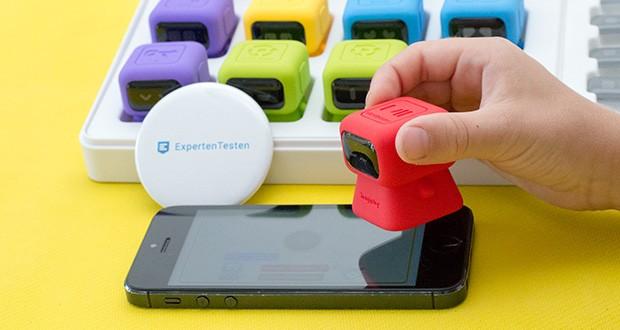 Tangiplay Coding Spielzeug im Test - kombiniert Montessori-Pädagogik, lassen Kinder denken, lernen und erforschen in der komplexen Welt der Kodierung