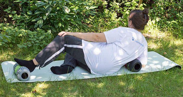 Heavenly Yogamatte Gymnastikmatte im Test - rutschfeste und robuste Sportmatte
