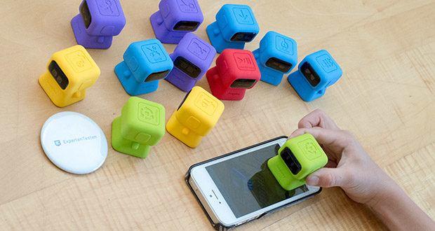 Tangiplay Coding Spielzeug im Test - mit so süßen Roboter können Kinder Logik, Mathematik, Problemlösen und Kreativität beim Bau einer Eisenbahn tranieren