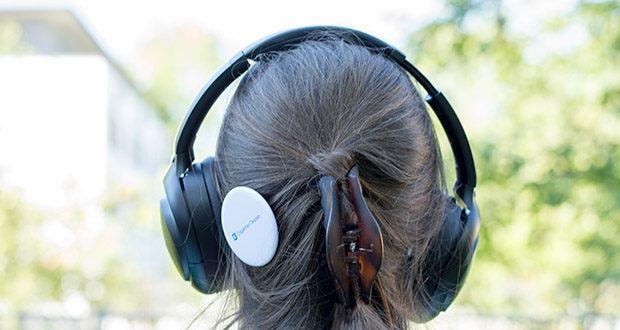 Mu6 Space 2 Bluetooth Kopfhörer im Test - Sie können jederzeit die Musik steuern oder einen Anruf schneller und einfacher entgegennehmen