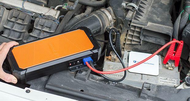 Autowit SuperCap 2 Starthilfe im Test - batterielose Starthilfe mit Superkondensator