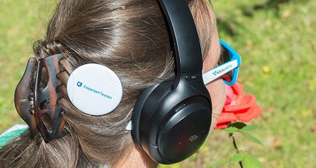 Mu6 Space 2 Bluetooth Kopfhörer im Test - mit aktiver Geräuschunterdrückung und 3D-Touchpad