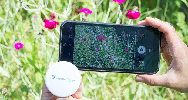 Gigaset Outdoor Smartphone GX290 im Test - mit der 13MP Dual-Kamera kann das Sport Smartphone tolle Momente einfangen