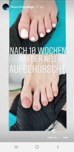 Juliasnagelstudio - Nagelstudio für Hände und Füße in Kaiserslautern