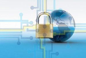 Viele Fragen aus einem Internet Security Test und Vergleich