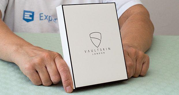 Vaultskin Kensington Reisepasshülle im Test - edel verpackt