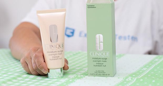CLINIQUE Moisture Surge Overnight Mask im Test - ohne Parabene, Phthalate, Parfum