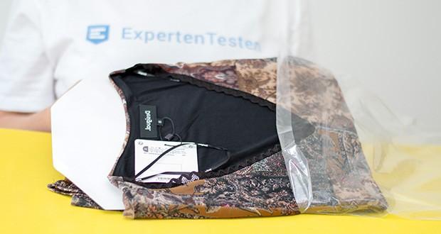 Desigual Womens TS Katrina T-Shirt im Test - Verpackungsabmessungen : 35.6 x 27.2 x 2 cm; 300 Gramm