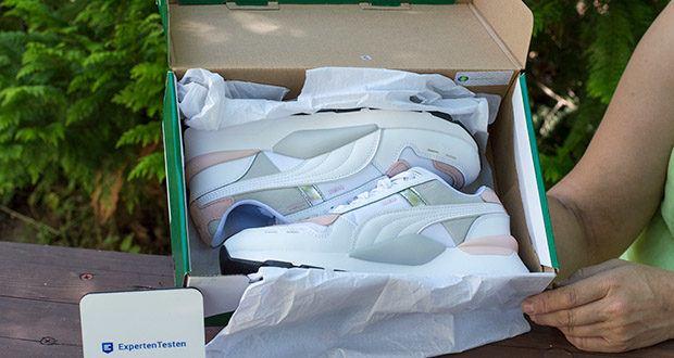 PUMA RS 2.0 Futura Sneaker im Test - die nostalgische Gefühle weckt