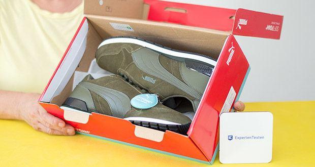 PUMA ST Runner V2 SD Sneaker im Test - einfach zu allem passt