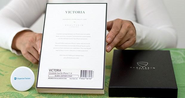 Vaultskin Victoria iPhone 7/8 Plus Hülle im Test - bestes modisches Accessoire für iPhone