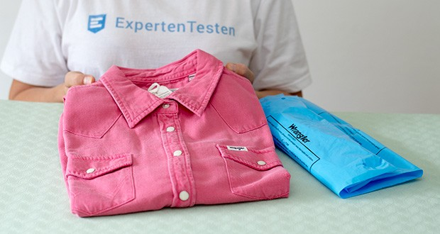 Wrangler Damen JEANIES Hemd im Test - Farbe: Bubblegum Pink