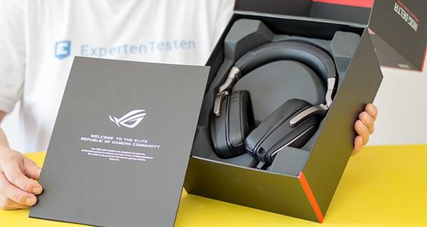 ASUS ROG Delta Gaming Headset im Test - exklusive Hyper-Grounding-Technologie