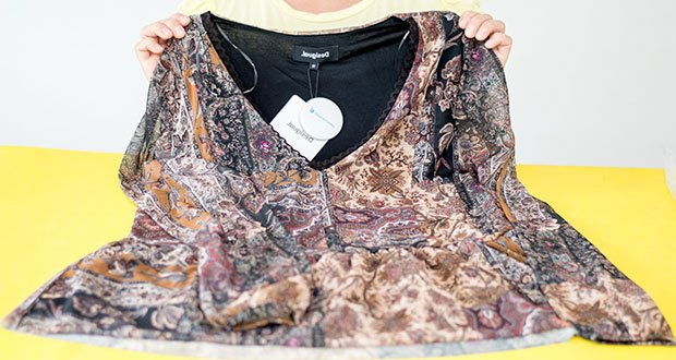 Desigual Womens TS Katrina T-Shirt im Test - Modellnummer: 20WWTKCI